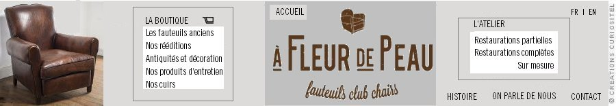 fauteuil club,